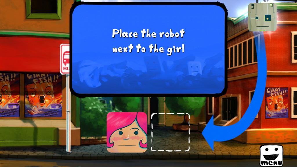 Girls Like Robots